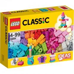 lego klasszikus kreatív kiegészítő élénk színek 10694