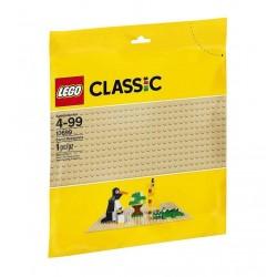 lego classic sand tan baseplate 10699 32*32