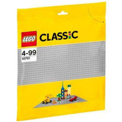lego classic gray baseplate 10701 32*32