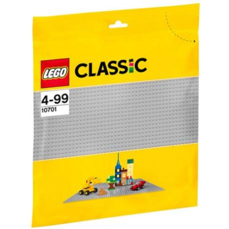 lego classic gray baseplate 10701 32*32