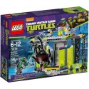lego ninja turtles 79119 mutation chamber unleashed