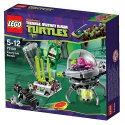 lego ninja teknősök kraang labor 79100