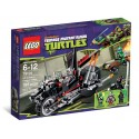 lego ninja turtles 79101 shredders turbobike