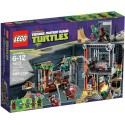 lego ninja turtles 79103 turtle lair attack