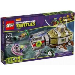 lego ninja turtles 79121 turtle sub undersea chase