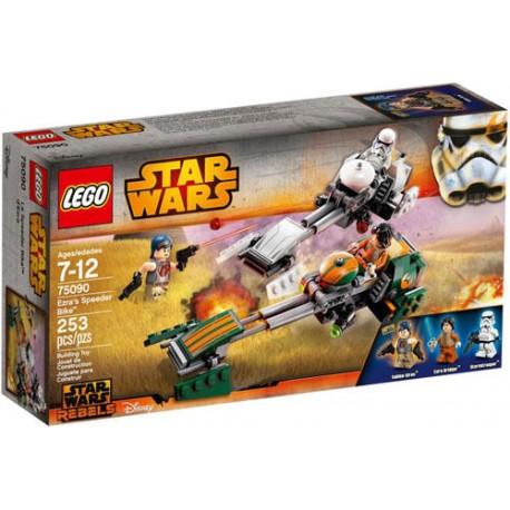 LEGO Star Wars 75090 Ezra's Speeder Bike Set New In Box Sealed
