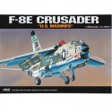 academy 12440 172f 8e crusader us marines plastic model kit 12240
