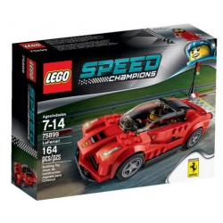 lego speed champions 75899 red laferrari race car