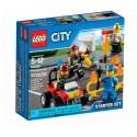 LEGO City 60088 City Fire LEGO Fire Starter Set