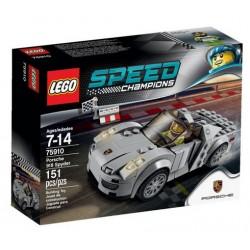 lego sebesség bajnok 75910 Porsche 918 Spyder