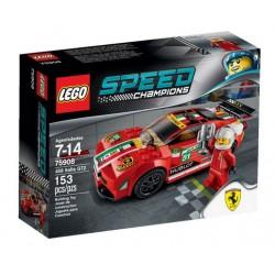 lego Geschwindigkeit Meister 75908 458 ITALIA GT2