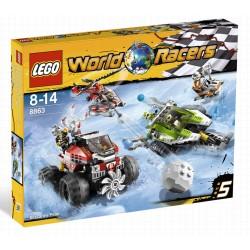 LEGO 8863 мир гонщиков агентам вьюга пик