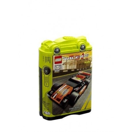 lego racers tiny turbo 8304 smokin' slickster
