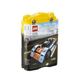 Лего Гонщики 8193 синя куля