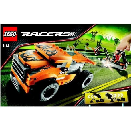 lego racers 8162 motor action