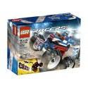 lego racers 9094 star striker retired