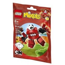 LEGO mixels 41501 vulkbuilding komplekts