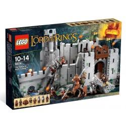 lego 9474 lord of the rings de slag van Helmsdiepte