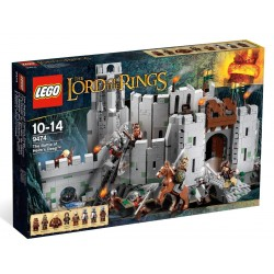 lego 9474 lord of the rings the battle of helm's deep