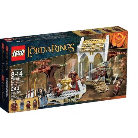 lego 79006 lord of the rings the council of elrond