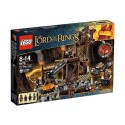 lego 9476 lord of the rings the orc forge exclusive