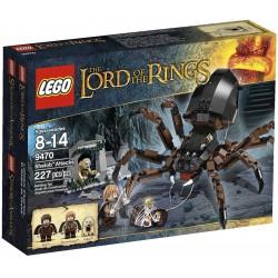 LEGO 9470 Властелин колец Шелоб атак