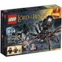 lego 9470 lord of the rings shelob attacks
