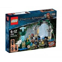 若者のカリブ海4192噴水のレゴの海賊