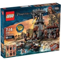LEGO Карибски пирати залив 4194 Whitecap