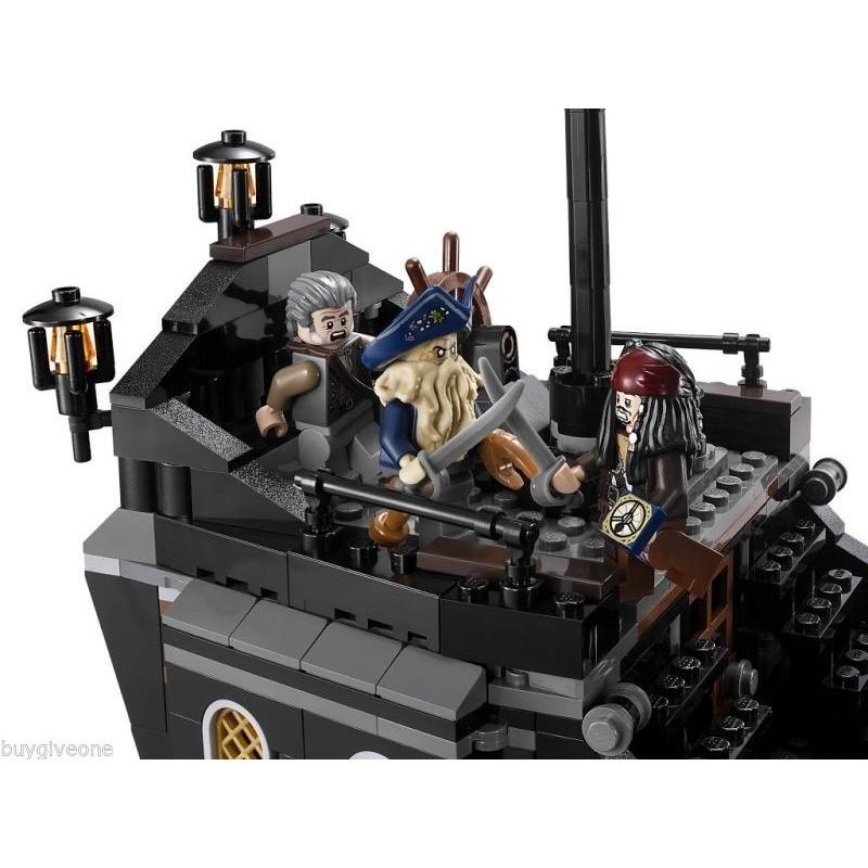 Lego Fluch Der Karibik 4191 Die Kapitänskajüte Hellotoysnet