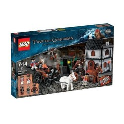 LEGO Pirates of the Caribbean 4193 london fly