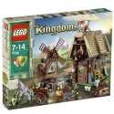 lego kingdoms 7189 mill village raid