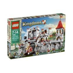 lego castle 7946 królestwa króla