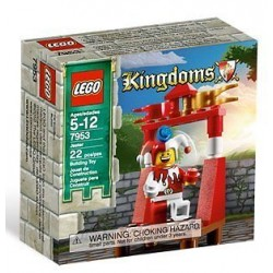 lego kuningaskunnat 7953 hovinarri