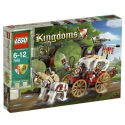 LEGO royaumes 7188 chariot d'embuscade du roi