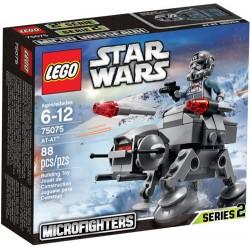 LEGO Star Wars 75075 AT-AT Kuljettajan minifiguurissaan Aseta uusi In Box Sealed