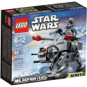 LEGO Star Wars 75075 AT-AT Driver Minifigure Set New In Box Sealed