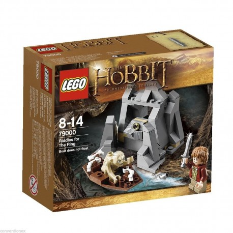 lego hobbit 79000 riddles for the ring