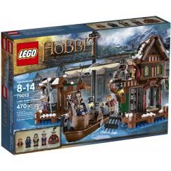 lego hobbit 79013 järven kaupunki Chase