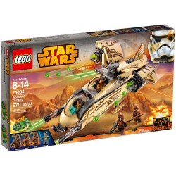 LEGO Star Wars 75084 Wookiee taistelukone Aseta uusi In Box Sealed