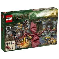 lego hobbit 79018 magányos hegyi