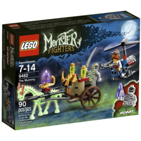 lego monster fighters 9462 the mummy