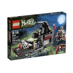 Лего чудовище бойци 9464 на вампирска катафалката