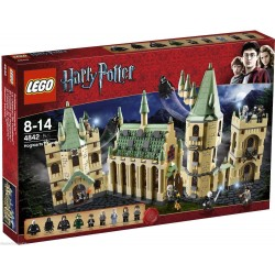 lego harry potter Hogwarts castel 4842