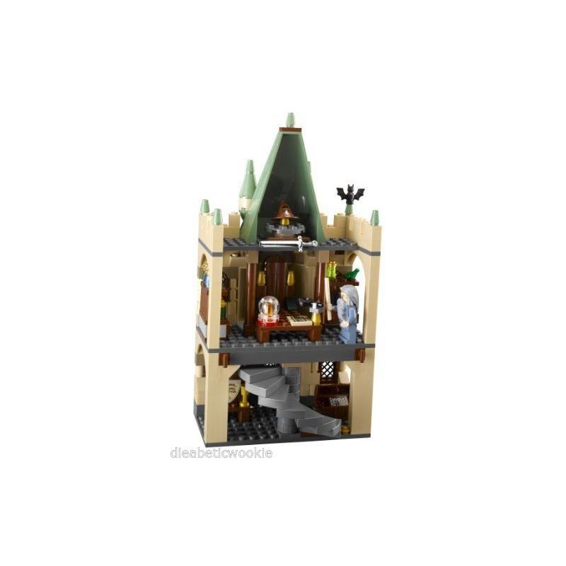 halve prijs grote verkoop retro lego harry potter Hogwarts qala 4842