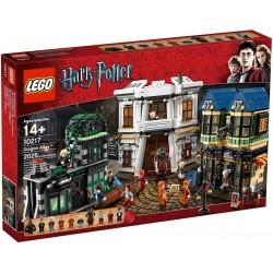 lego harry potter Callejón Diagon 10217