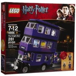 lego harry potter de ridder bus 4866