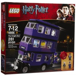 lego harry potter knight avtobus 4866