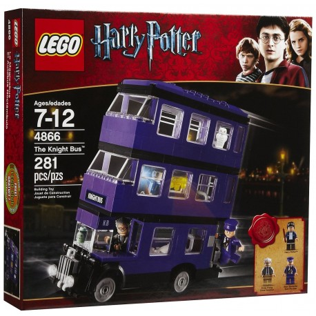 lego harry potter the knight bus 4866