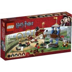lego Harry Potter 4737 huispauksen ottelu
